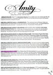 Amity Vineyards Wine Fact Sheet by Myron Redford