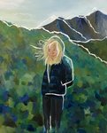 1/4 by Caroline Hall