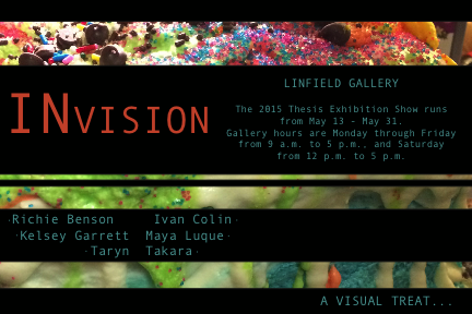 2015 Student Thesis Exhibition