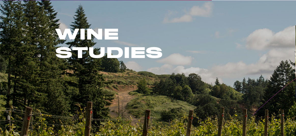 Linfield University Wine Studies Educational Materials