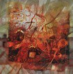 Bonfire (Hoguera) by Ronald Mills de Pinyas