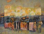 Between the Past and Our Present (Entre el Pasado y Nuestro Presente) by Ronald Mills de Pinyas
