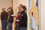 Church of Totem Opening Reception 02 by John F. Kerrigan