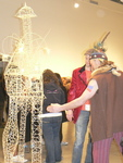 Church of Totem Opening Reception 07
