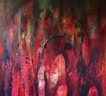 La Caverna Vermella by Ronald Mills de Pinyas
