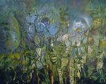 Meconopsis Grandis (Blue Poppy) by Ronald Mills de Pinyas