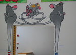 Mouse Be Nice (View 3) by Richie G. Benson