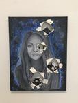 The Moon by Jasmine Fojas