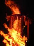 Temple of Inner Fire Collaborative Burn Sculpture 22
