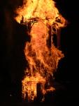 Temple of Inner Fire Collaborative Burn Sculpture 23