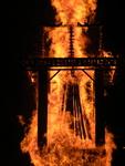 Temple of Inner Fire Collaborative Burn Sculpture 25