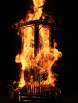 Temple of Inner Fire Collaborative Burn Sculpture 26