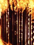 Temple of Inner Fire Collaborative Burn Sculpture 27