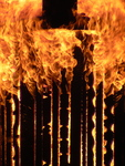 Temple of Inner Fire Collaborative Burn Sculpture 28