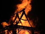Temple of Inner Fire Collaborative Burn Sculpture 29