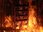 Temple of Inner Fire Collaborative Burn Sculpture 33