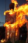 Fecundidad Collaborative Burn Sculpture 10