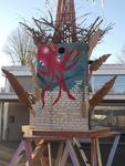 Playhouse for Nils Collaborative Burn Sculpture 05
