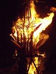 Playhouse for Nils Collaborative Burn Sculpture 27