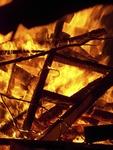 Playhouse for Nils Collaborative Burn Sculpture 31