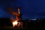 Playhouse for Nils Collaborative Burn Sculpture 20