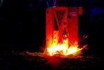 Synergy Collaborative Burn Sculpture 12