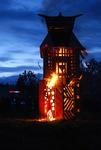 Synergy Collaborative Burn Sculpture 13