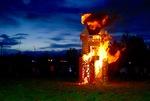 Synergy Collaborative Burn Sculpture 15