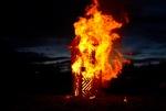 Synergy Collaborative Burn Sculpture 16