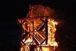 Synergy Collaborative Burn Sculpture 21