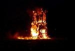 Synergy Collaborative Burn Sculpture 22