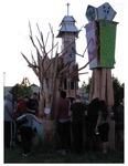 Roots Collaborative Burn Sculpture 11