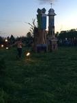 Roots Collaborative Burn Sculpture 13