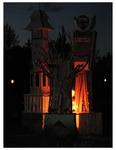 Roots Collaborative Burn Sculpture 14