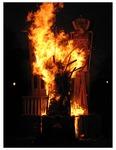 Roots Collaborative Burn Sculpture 15