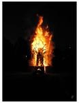 Roots Collaborative Burn Sculpture 16