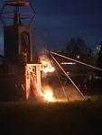 Amalgamation Collaborative Burn Sculpture 19