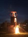 Amalgamation Collaborative Burn Sculpture 20