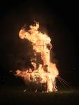 Amalgamation Collaborative Burn Sculpture 21