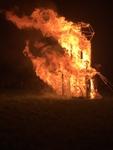 Amalgamation Collaborative Burn Sculpture 23
