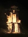 Amalgamation Collaborative Burn Sculpture 27