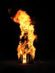The Tenth Suite Collaborative Burn Sculpture 21