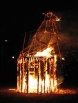 The Tenth Suite Collaborative Burn Sculpture 27