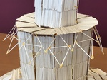 Dragon Tower (View 2) by Emma Gomes, Bailey Morales, Chen Liu, and Shelby Erickson