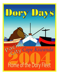 Dory Days 2004 Poster by Carol M. Johnson