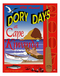 Dory Days 2007 Poster by Carol M. Johnson