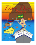 Dory Days 2010 Poster by Carol M. Johnson