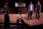 <em>Kickin' Sand and Tellin' Lies</em> Production Photo 029