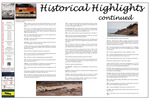 <em>Launching through the Surf</em> Traveling Exhibit Panel 03: Historical Highlights Continued