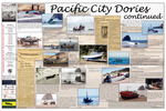 <em>Launching through the Surf</em> Traveling Exhibit Panel 08: Pacific City Dories Continued